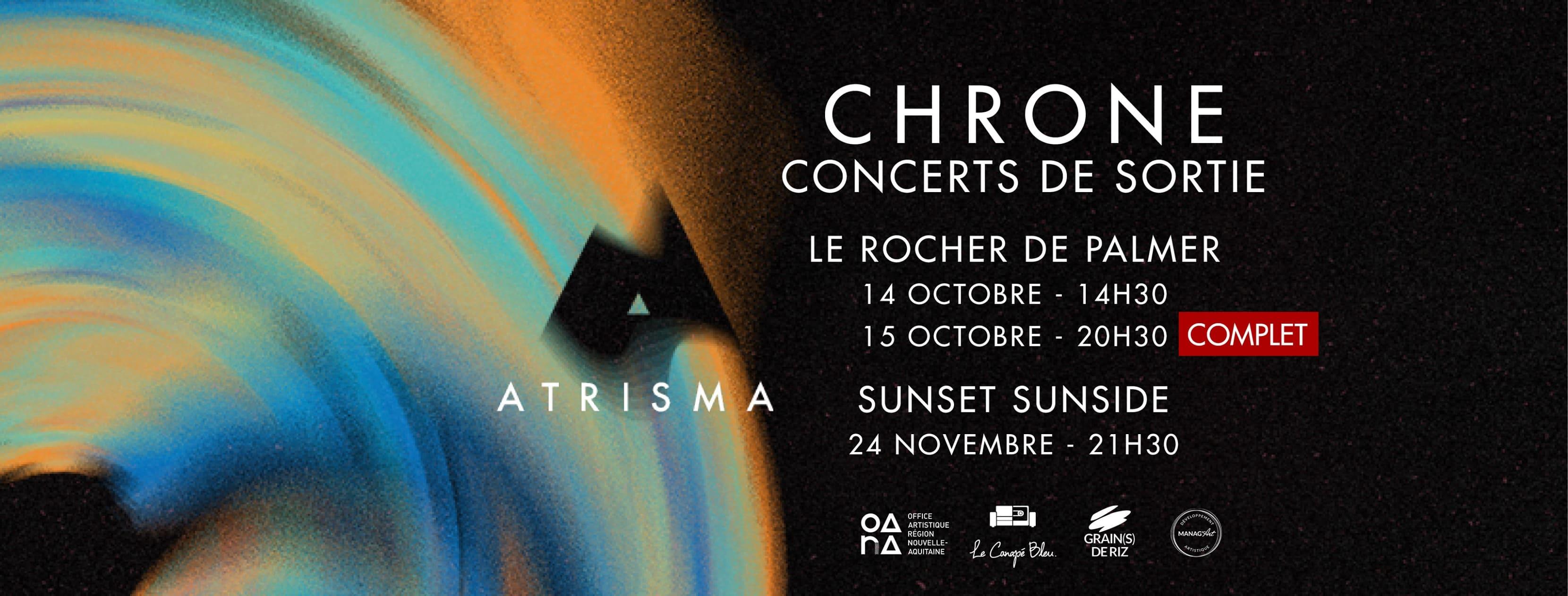 Atrisma chrone release