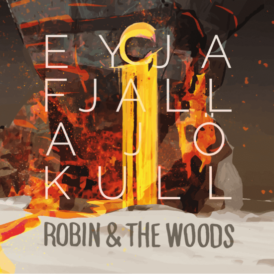 Eyjafjallajökul lRobin & The Woods Deezer Jazz Now